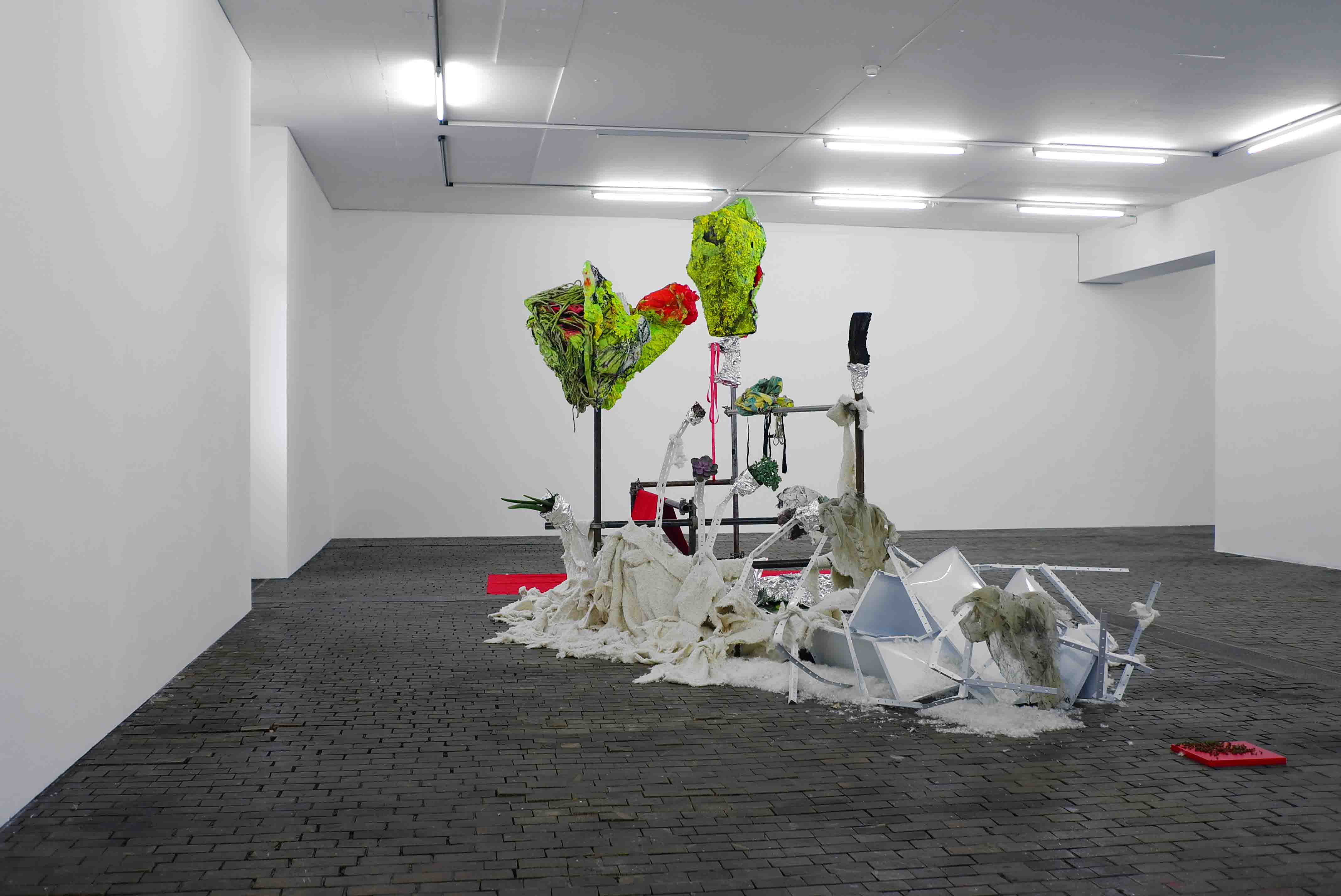 Baptiste Gaillard Centre d'art contemporain Genève