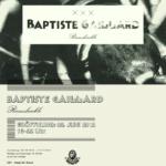 Baptiste Gaillard Ramshackle Berlin U37 Raum für Kunst